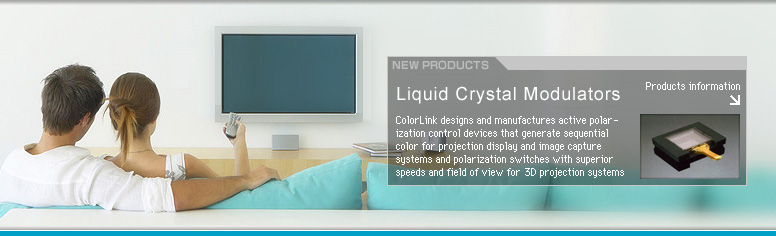 Liquid Crystal Modulators